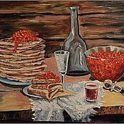 """Картины и панно ручной работы. Ярмарка Мастеров - ручная работа """"Чтобы все так жили!"""". Handmade."""