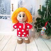 Куклы и игрушки handmade. Livemaster - original item Domovenok Kuzya. Handmade.