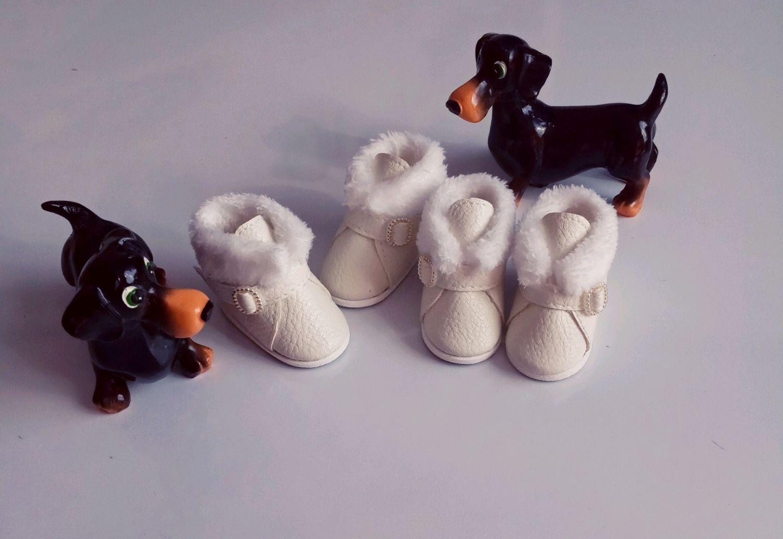 Ботинки для кукол Паола Рейна и текстильных кукол, Одежда для кукол, Москва,  Фото №1