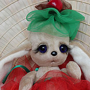 Куклы и игрушки ручной работы. Ярмарка Мастеров - ручная работа заинька Принцесса Осень. Handmade.
