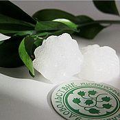Deodorants handmade. Livemaster - original item Natural solid deodorant Alunite from sweat cosmetics white. Handmade.