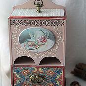 Для дома и интерьера handmade. Livemaster - original item Buffet dresser-cottage