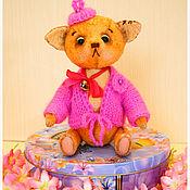 Куклы и игрушки ручной работы. Ярмарка Мастеров - ручная работа игрушка лисёнок СИРЕНЬКА. Handmade.