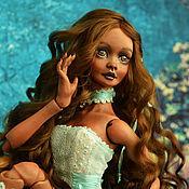 Куклы и игрушки ручной работы. Ярмарка Мастеров - ручная работа Сиара, фарфоровая шарнирная кукла. Handmade.