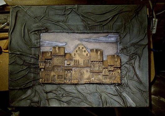 Город ручной работы. Ярмарка Мастеров - ручная работа. Купить сказки гофмана. Handmade. Комбинированный, подарок себе любимой, тонировка
