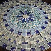 Для дома и интерьера handmade. Livemaster - original item Mosaic table pridivanny