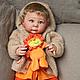 Куклы-младенцы и reborn ручной работы. Заказать Лизёнок. Дарья Панова (Pikcha). Ярмарка Мастеров. Реборн, синтепух