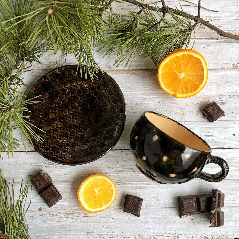 """Чайная пара """"шоколад», Чайные пары, Балашиха,  Фото №1"""