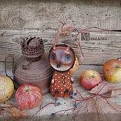 Куклы и игрушки ручной работы. Ярмарка Мастеров - ручная работа Лисичка. Handmade.