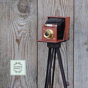 Для дома и интерьера ручной работы. Ярмарка Мастеров - ручная работа Фотокамера «England.1884». Миниатюра.. Handmade.