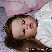 Куклы и игрушки ручной работы. Ярмарка Мастеров - ручная работа Кукла реборн Ариша. Handmade.