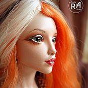 Куклы и игрушки ручной работы. Ярмарка Мастеров - ручная работа Шарнирная кукла из полиуретана. Handmade.