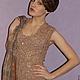 Платья ручной работы. Платье ОЛИВИЯ. Virginia (Верина). Ярмарка Мастеров. Элегантное платье, платье вязаное