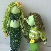 Stuffed Toys handmade. Livemaster - original item The little mermaid. Handmade.
