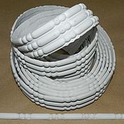 Материалы для творчества handmade. Livemaster - original item Flexible molding for decor SUM-282. Handmade.