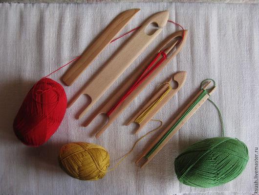 Другие виды рукоделия ручной работы. Ярмарка Мастеров - ручная работа. Купить Инструменты для ткачества. Handmade. Бежевый, ручное ткачество