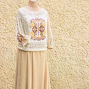"""Одежда ручной работы. Ярмарка Мастеров - ручная работа Блуза женская """"Бирута"""", вышиванка. Handmade."""