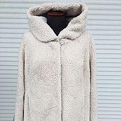 Одежда handmade. Livemaster - original item Women`s fur coat from natural fur.. Handmade.