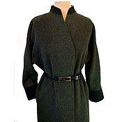 Одежда ручной работы. Ярмарка Мастеров - ручная работа Пальто в  японском стиле. Handmade.