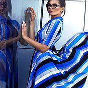 """Одежда ручной работы. Ярмарка Мастеров - ручная работа Платье """"Графика"""". Handmade."""