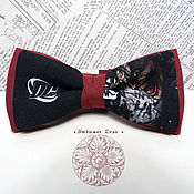 Аксессуары handmade. Livemaster - original item Bow tie the Joker/DC marvel/ comic book heroes. Handmade.