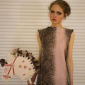 Платья ручной работы. Ярмарка Мастеров - ручная работа Розовая пантера. Handmade.