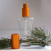 Материалы для творчества handmade. Livemaster - original item A small perfume bottle 50 ml. Handmade.