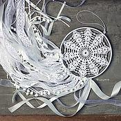 Для дома и интерьера ручной работы. Ярмарка Мастеров - ручная работа Ловец снов. Handmade.