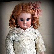 """Куклы и игрушки ручной работы. Ярмарка Мастеров - ручная работа антикварная кукла"""" Мари"""". Handmade."""