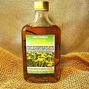 Материалы для творчества handmade. Livemaster - original item Dandelion tincture of flowers 250 ml. Handmade.