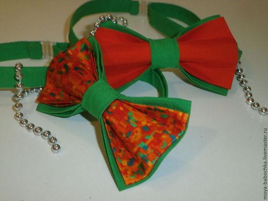 Галстуки, бабочки ручной работы. Ярмарка Мастеров - ручная работа. Купить галстук -бабочка порхая над условностями. Handmade. Праздник