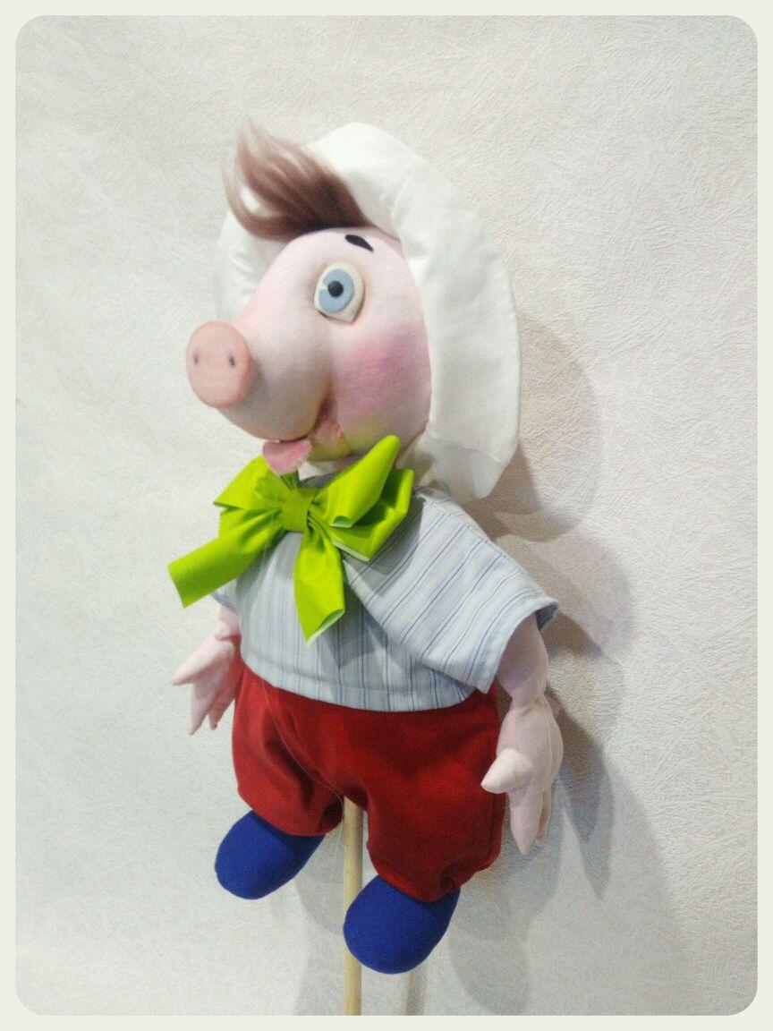 """Кукольный театр. Гапитная кукла """" Фунтик"""", Кукольный театр, Орел,  Фото №1"""