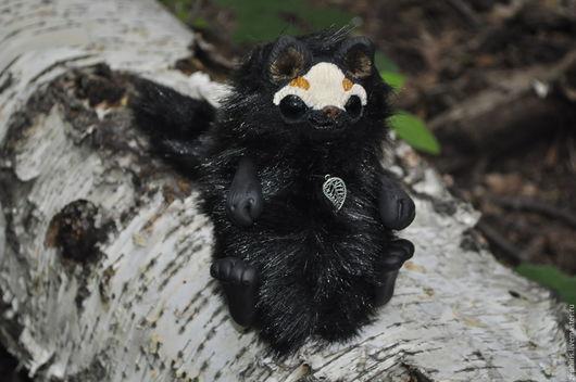 """Куклы и игрушки ручной работы. Ярмарка Мастеров - ручная работа. Купить Игрушка """"Волчок"""". Handmade. Чёрно-белый, авторская игрушка"""