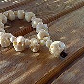Сувениры и подарки handmade. Livemaster - original item rosary memento mori. Handmade.