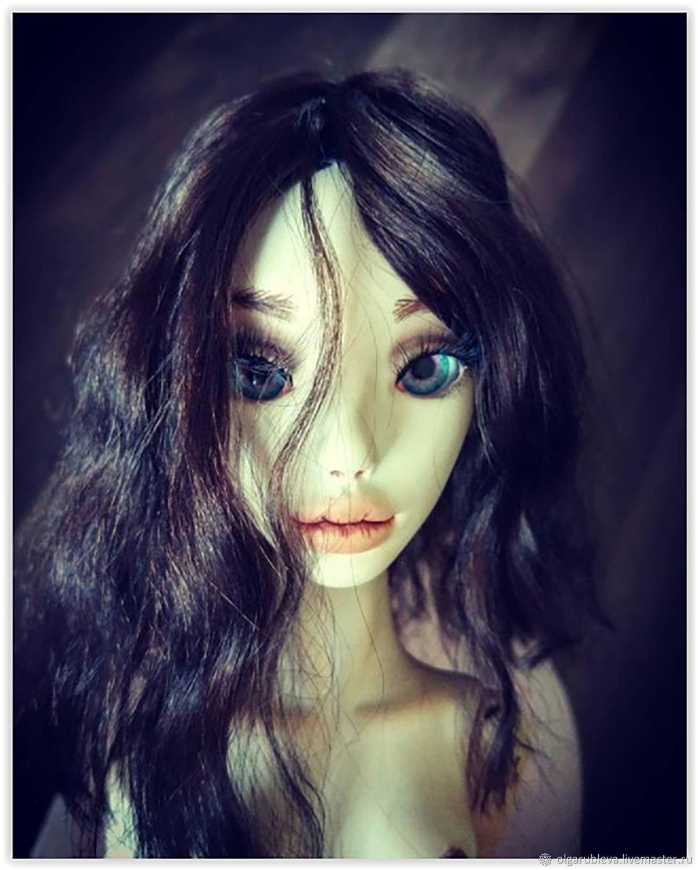 Шарнирная кукла Mademoiselle, Шарнирная кукла, Уфа,  Фото №1