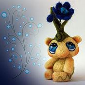 Куклы и игрушки ручной работы. Ярмарка Мастеров - ручная работа Дух первоцвета. Handmade.