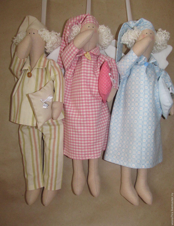 Ночная рубашка для куклы своими руками