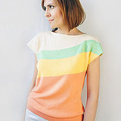 Одежда handmade. Livemaster - original item topic bright. Handmade.