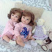 Куклы Reborn ручной работы. Ярмарка Мастеров - ручная работа Ника и Вика. Handmade.