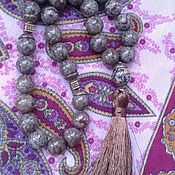 """Фен-шуй и эзотерика ручной работы. Ярмарка Мастеров - ручная работа Четки """"Шоколадный трюфель"""". Handmade."""