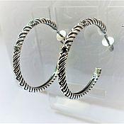 Украшения handmade. Livemaster - original item Earrings-rings