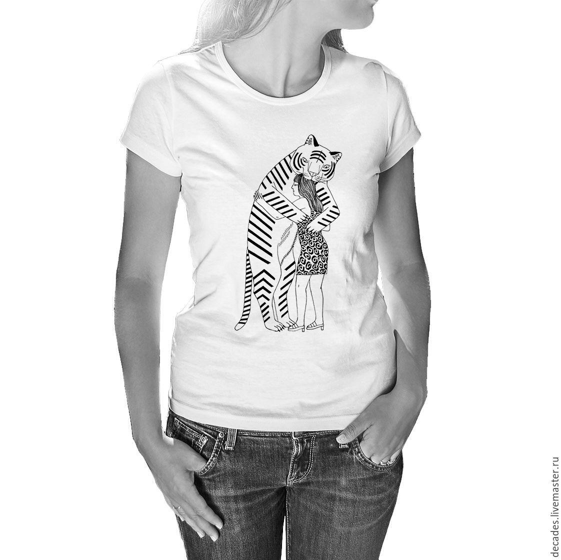 T-shirt Dangerous love, T-shirts, Moscow,  Фото №1