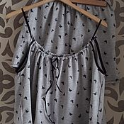 Одежда ручной работы. Ярмарка Мастеров - ручная работа Пижама для сна Бабочки. Handmade.