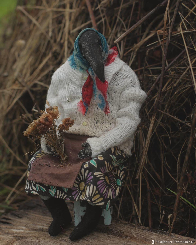 Тетя Галя, Чердачная кукла, Тверь,  Фото №1