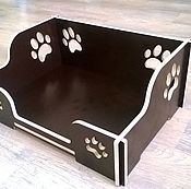 Для домашних животных, handmade. Livemaster - original item Bench for dog. Handmade.