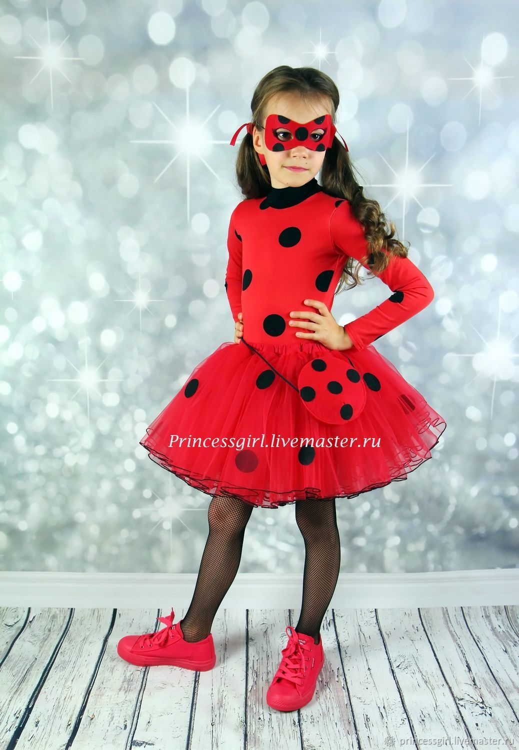 Costume Lady Bug, Carnival costumes for children, Moscow,  Фото №1