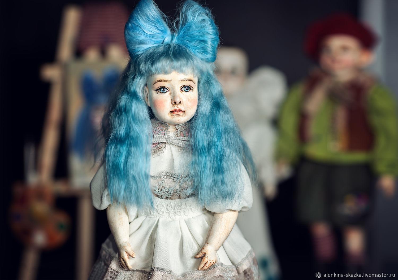 Мальвина фарфор, Куклы и пупсы, Тула,  Фото №1