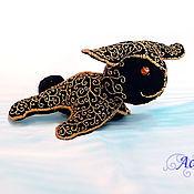 """Куклы и игрушки ручной работы. Ярмарка Мастеров - ручная работа Лунный кролик Tsukiko из серии """"Сонные кролики"""". Handmade."""