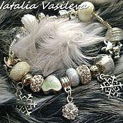 Украшения handmade. Livemaster - original item Bracelets Pandora and Shambala. Handmade.