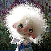 Куклы и игрушки ручной работы. Ярмарка Мастеров - ручная работа Кукла Ангел  Хранитель одуванчиковый.. Handmade.